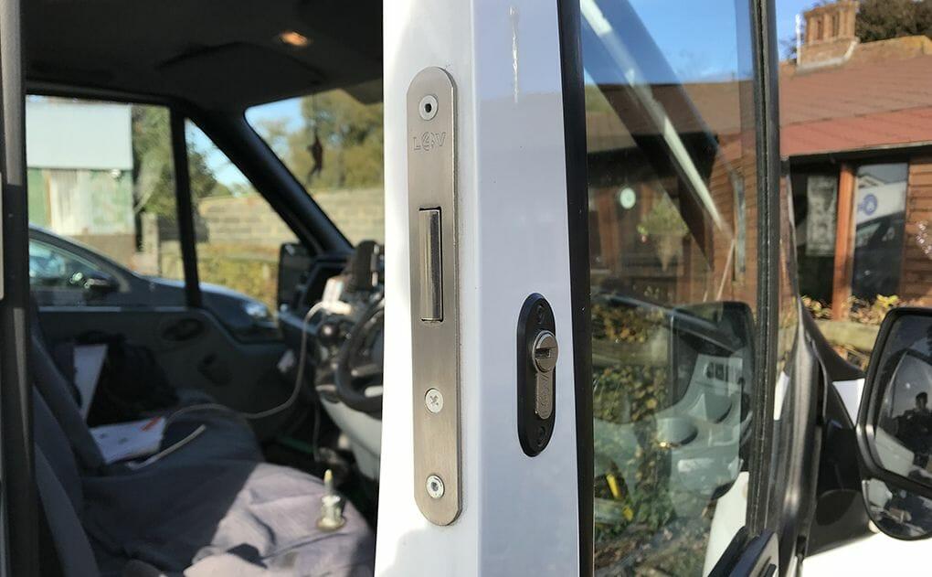 Van deadlock