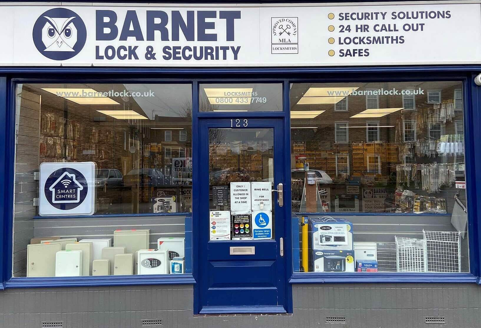 Barnet Lock & Security - 24 Hour Locksmiths